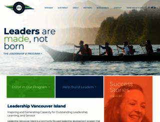leadershipvi.com screenshot