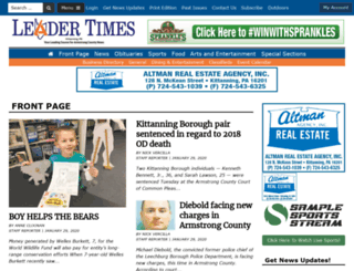 leadertimes.com screenshot
