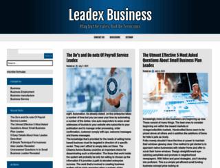 leadexample.net screenshot
