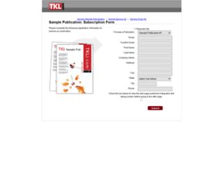 leadfeedlive.com screenshot