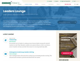 leadliteracy.com screenshot