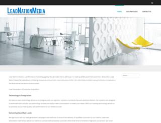 leadnationmedia.com screenshot