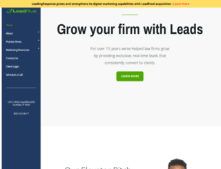 leadrival.com screenshot