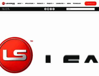 leadsun.com.au screenshot