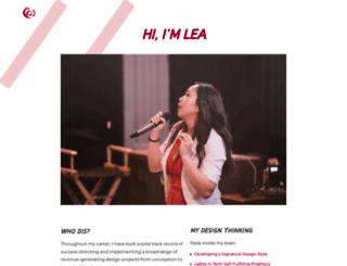 lealea.net screenshot