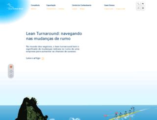 lean.org.br screenshot