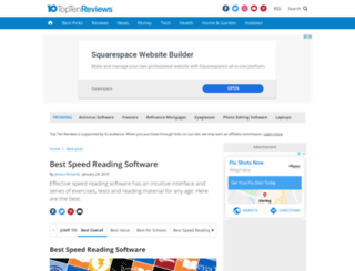 learn-to-read-software-review.toptenreviews.com screenshot