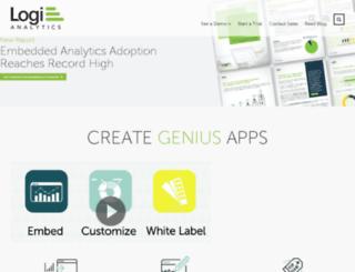 learn.logixml.com screenshot