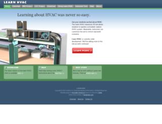learnhvac.org screenshot