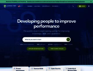 learningtree.com screenshot