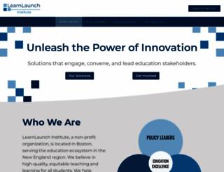 learnlaunch.org screenshot