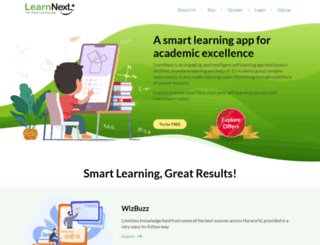 learnnext.com screenshot