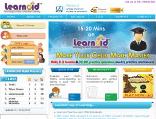 learnoid.com screenshot