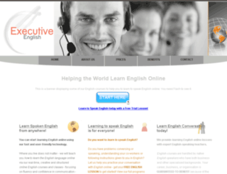learnonlineenglish.com screenshot