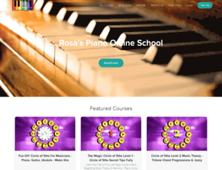 learnpianowithrosa.usefedora.com screenshot