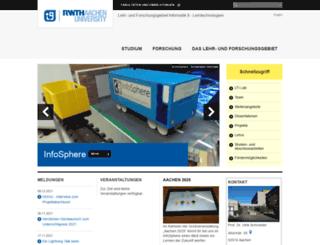 learntech.rwth-aachen.de screenshot