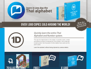 learnthaiinaday.com screenshot