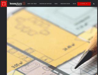 leaseplans-photoplan.co.uk screenshot