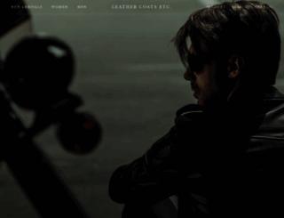 leathercoatsetc.com screenshot
