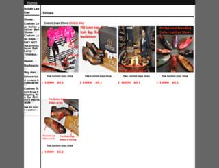 leatherhandbags4sure.com screenshot