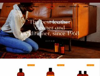 leatherhoney.com screenshot