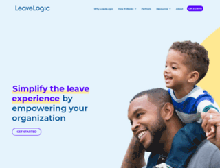 leavelogic.com screenshot