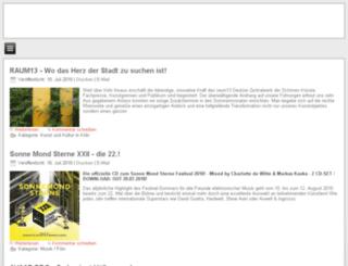 lebeart-magazin.de screenshot