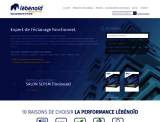 lebenoid.fr screenshot