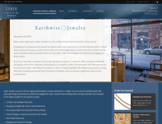 leberjeweler.com screenshot