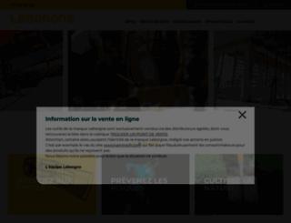 leborgne.fr screenshot