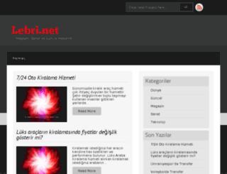 lebri.net screenshot