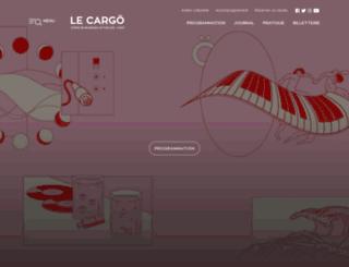 lecargo.fr screenshot