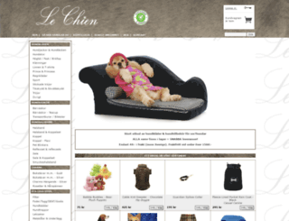 lechien.se screenshot