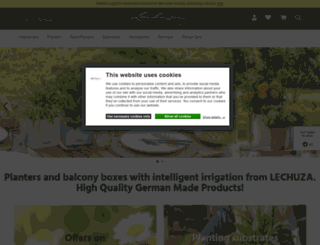lechuza.co.uk screenshot