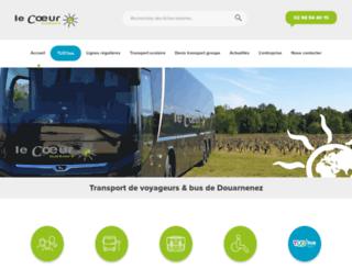lecoeur.fr screenshot