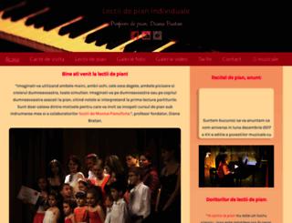 lectiipian.ro screenshot