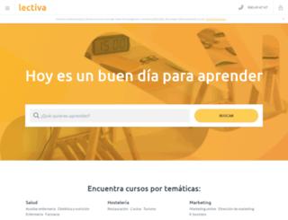 lectiva.net screenshot