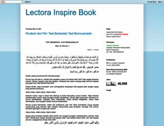 lectorabook.blogspot.com screenshot