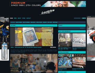 lectrics.fr screenshot