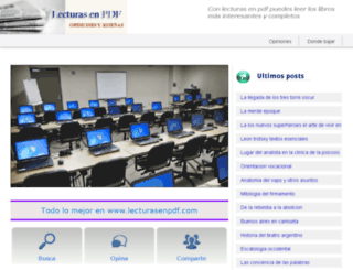 lecturasenpdf.com screenshot