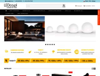 ledco.pl screenshot