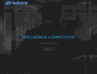ledcorp.com.br screenshot
