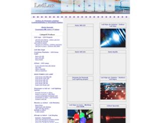 ledlux.ro screenshot
