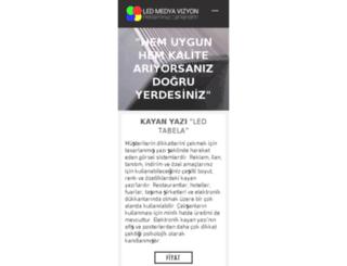 ledmedyavizyon.com screenshot