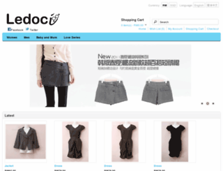 ledoci.com screenshot