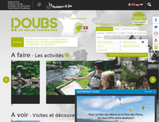 ledoubs.com screenshot