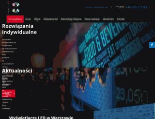 ledrabbit.pl screenshot
