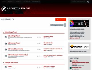 ledstyles.de screenshot