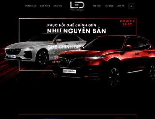 ledtechvn.com screenshot