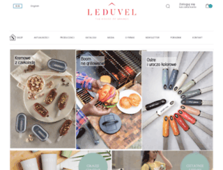 leduvel.pl screenshot